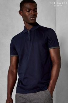 Ted Baker Snika Zip Neck Polo