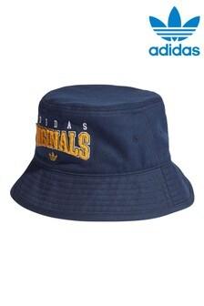 adidas Originals Navy Bucket Hat