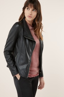 Leather Formal Jacket