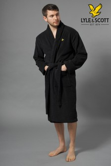 Lyle & Scott Hamish Towelling Robe