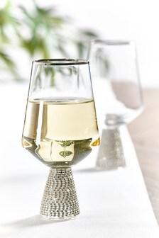 Harper Gem Set of 2 Wine Glasses