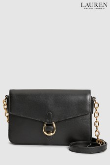 6284f7f0887d Lauren Ralph Lauren® Black Bennington Cross Body Bag