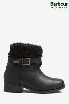 Barbour® Verona Black Boots