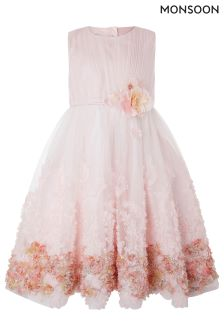 Monsoon Pink Wisteria Dress