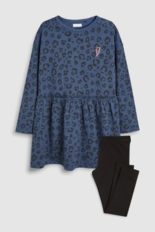 Dress/Leggings Set (3-16yrs)