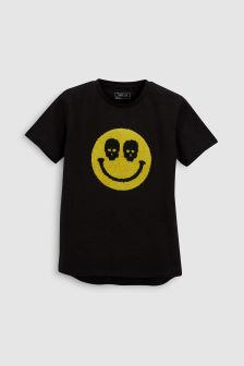 Furry Face T-Shirt (3-16yrs)