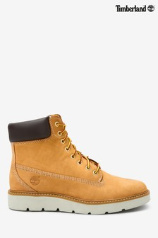 Timberland® Tan Nubuck Kenniston 6 Inch Boots