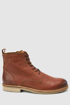 Contrast Sole Boot
