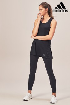 adidas Black Mesh Legging