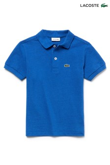 Lacoste® Blue Marl Polo