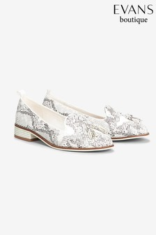 Evans Multi Extra Wide Tassel Slip-On Shoe