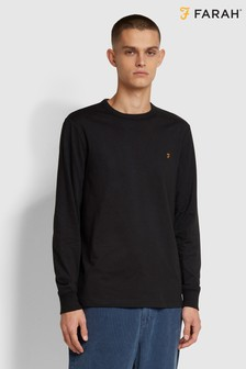 Farah Worthington Long Sleeve T-Shirt