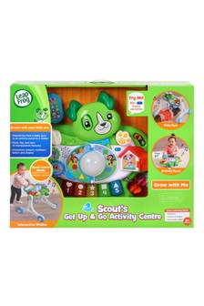 LeapFrog Scouts Get Up Go Activity Centre
