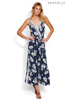 Seafolly Indigo Splendour Jumpsuit
