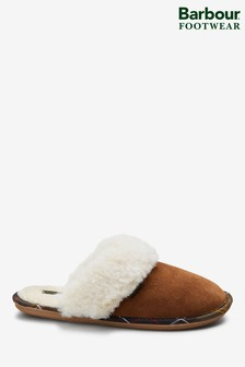 Barbour® Lydia Camel Mules