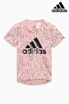 adidas T-Shirt, Pink