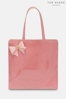 Ted Baker Auracon Coral Icon Shopper Bag