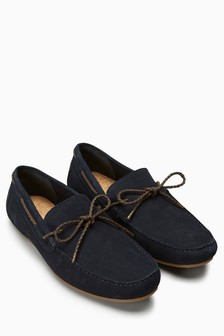 Suede Lace Driver