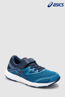 Asics Run Blue Amplica Velcro