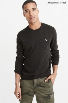 Abercrombie & Fitch Icon Crew Knit Jumper