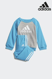 adidas Gym Grey French Terry Jogger Set
