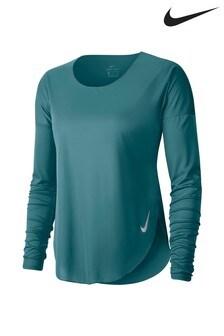 Nike City Sleek Long Sleeved Running Top