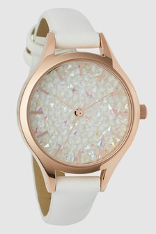 Jewel Dial Watch