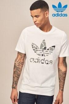 adidas Originals Mono Camo Trefoil T-Shirt