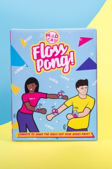 Floss Pong Game