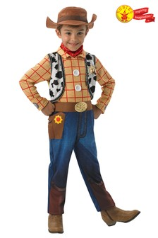 Rubies Disney™ Toy Story 4 Deluxe Woody Fancy Dress Costume