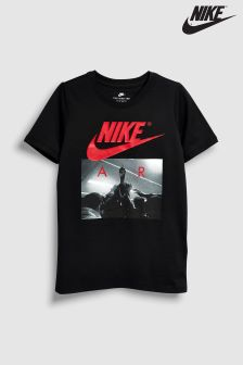 Nike Air Black Huddle Tee