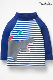 Boden Blue Fun Rash Vest