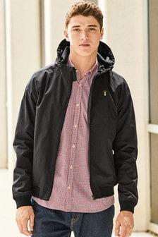 Lahka jakna s kapuco