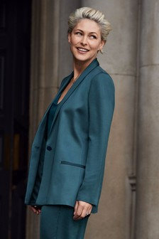 Emma Willis Satin Jacket