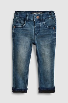 Super Soft Jeans With Stretch (3mths-6yrs)