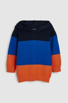 Ripple Colourblock Hoody (3mths-6yrs)