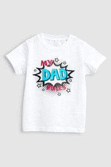 Dad T-Shirt (3mths-6yrs)