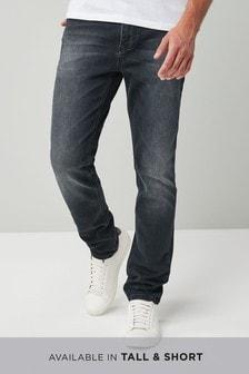 Soft Twill Stretch Jeans