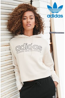 adidas Originals Natural Sweat Top