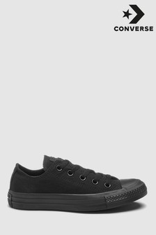 Converse Youth Black/Black Chuck Ox