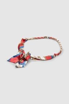 Vintage Scarf Chain Belt