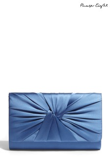 Phase Eight Gemma Satin Clutch