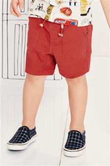 Jersey Shorts (3mths-6yrs)