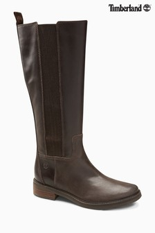Timberland® Brown Mont Chevalier Tall Boot c32c42e513