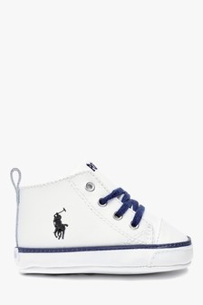 Polo Ralph Lauren Baby Booties