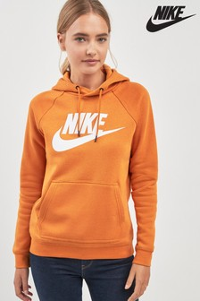 Nike Orange Rally Hoody