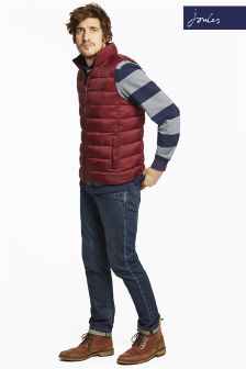 Joules Port Go To Gilet