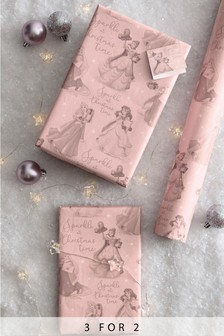 Disney™ Princess 4M Christmas Roll Wrap