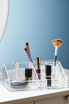 Acrylic Make-Up Storage