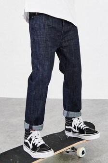 Свободные джинсы (3-16 лет)